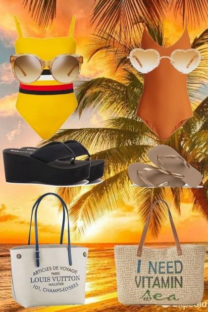 Summer Pair- Fashion set
