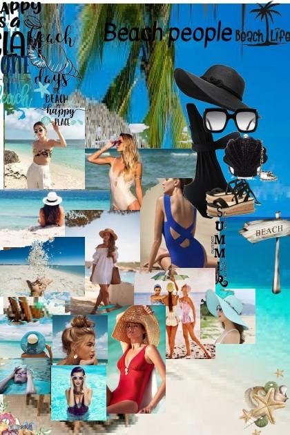 beach people- Kreacja