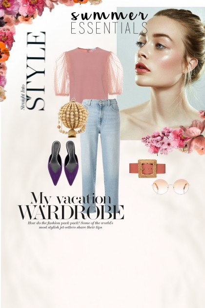 CASUAL- combinação de moda