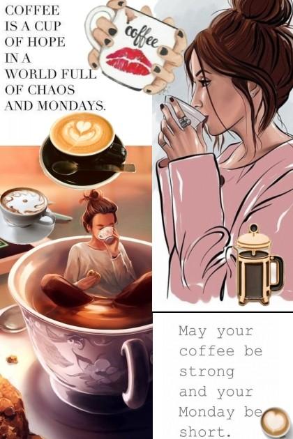 Coffee lover- Fashion set
