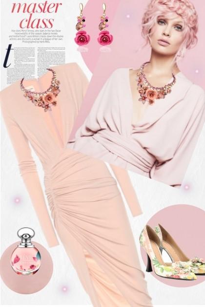 Pink side of life- Fashion set