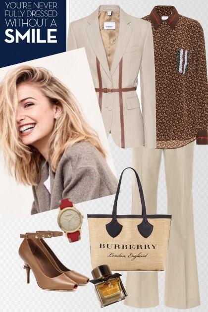Burberry 3- Fashion set