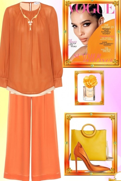 Make your days bright- Fashion set