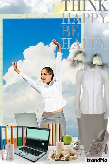 Na posao s osmijehom  :D- Fashion set