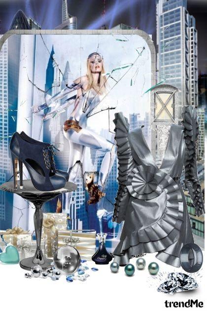 Naša budućnost...- tehnologija vlada svijetom!!- combinação de moda
