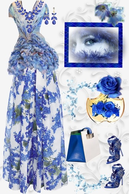 triandafilia- Fashion set