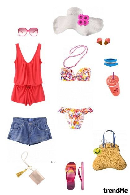 Sea, the sea  style- Fashion set