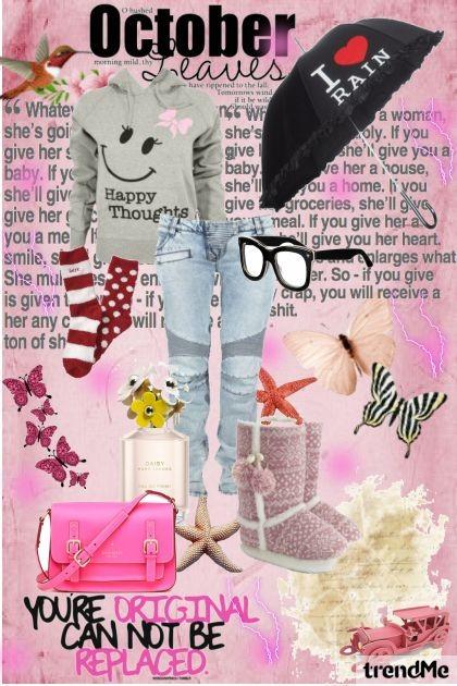 Th!nk p!nk- Fashion set