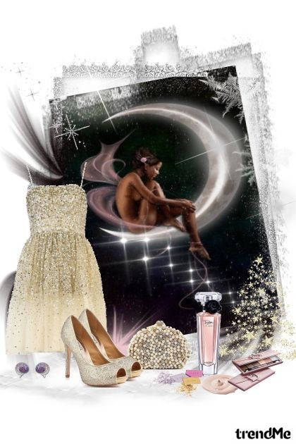 novogodisnja bajka- Fashion set
