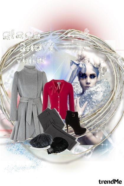 zimska setnja- Fashion set