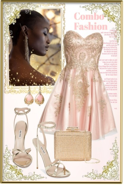 Combo Fashion-PINK- Fashion set