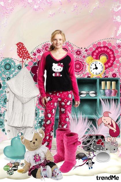 volim medvjediće- Fashion set