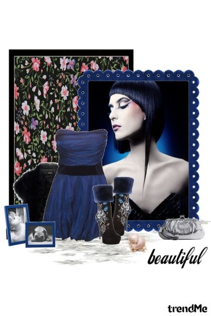Beautful- Fashion set