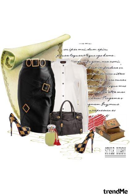 Style diary - Fashion set