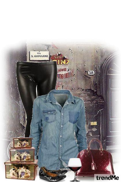 Gradska popodneva - Fashion set