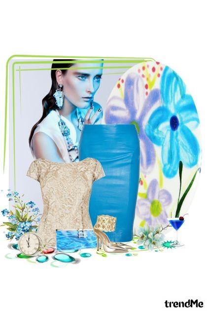 Valovi ljepote- Fashion set