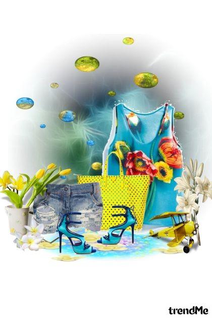 Sretni dani- Fashion set