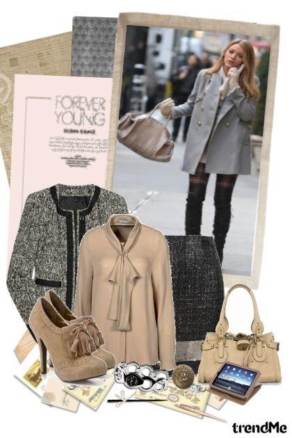Bossy, but classy- Fashion set