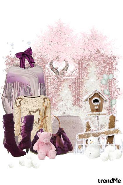 Zimska radost- Fashion set