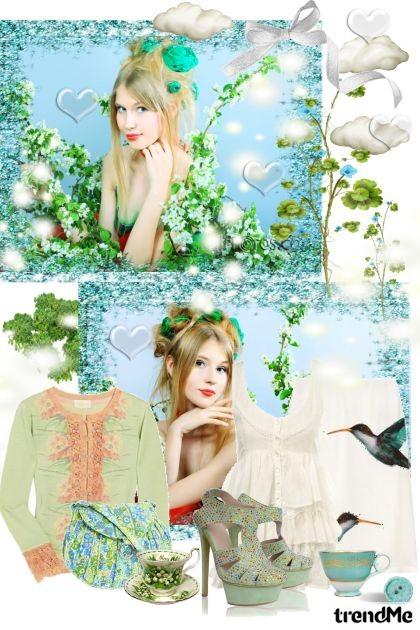 Volim mahovinu- Fashion set