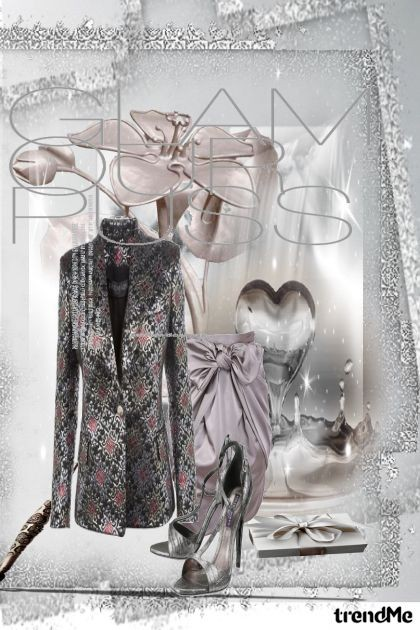 sens d'Argent- Fashion set
