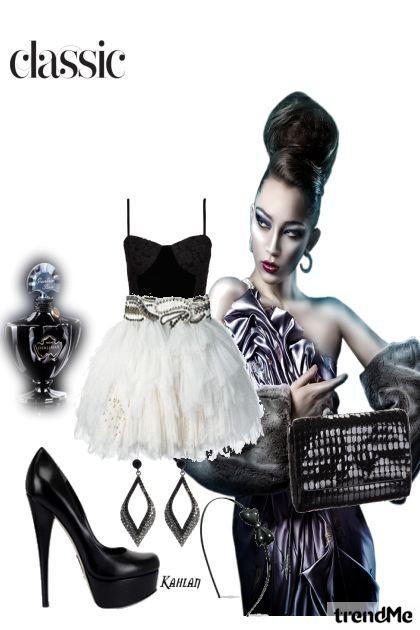 classic romantic- Fashion set