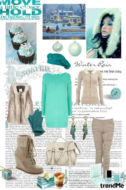 I love this winter.- Fashion set