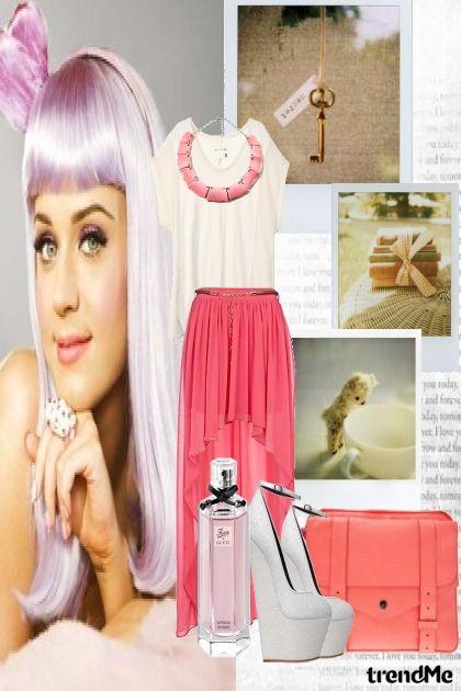 Pinkie:)- Fashion set