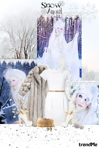 Snow Angel....- Fashion set