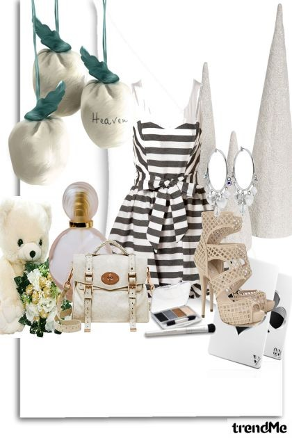 white- Fashion set