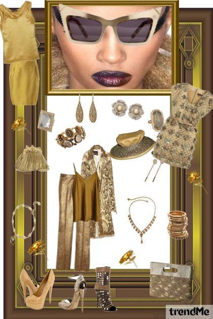 Bronze- Fashion set