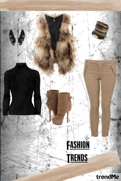 Cool- combinação de moda
