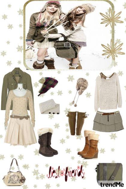 BFF's- Fashion set