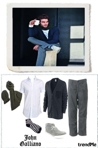 John- Combinazione di moda