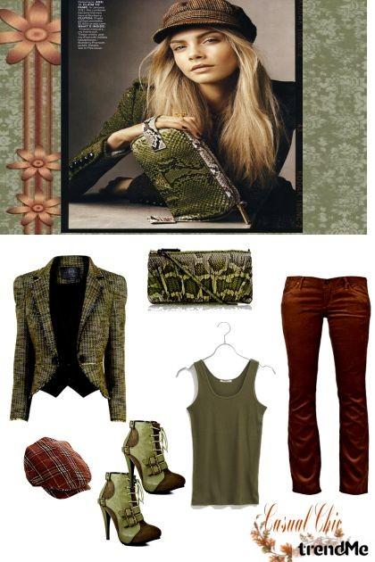 Martina- Fashion set
