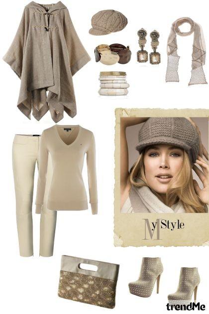 My Style- Combinaciónde moda