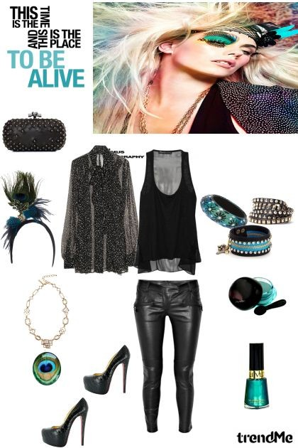 Alive- Fashion set
