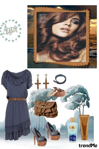 August- Fashion set