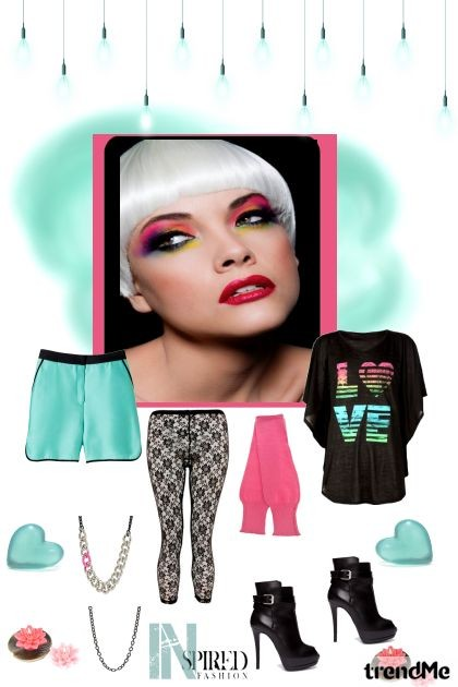 Marlee- Fashion set