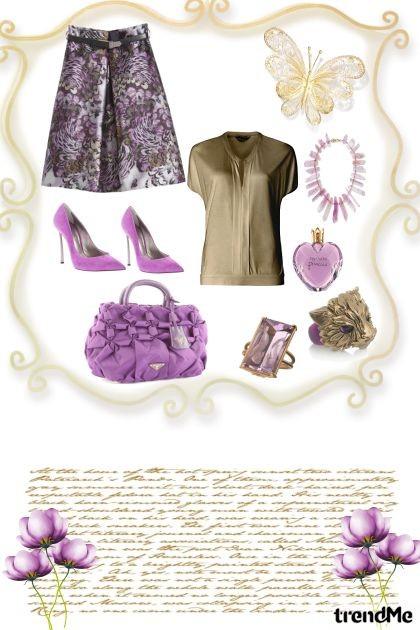 Lilac- Fashion set