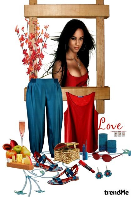 Love you- Fashion set