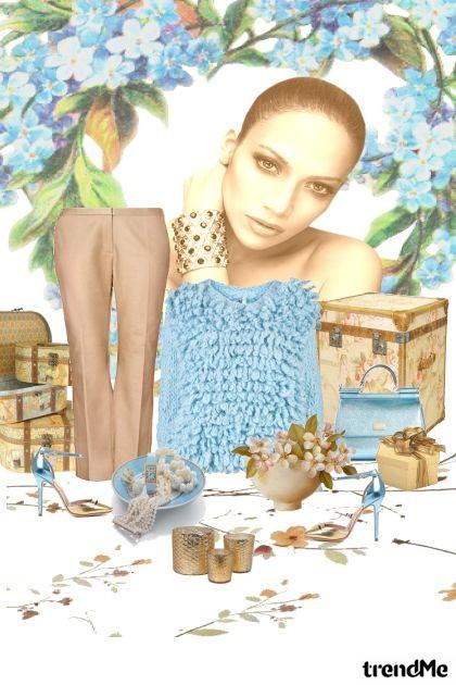 J. Lopez- Fashion set