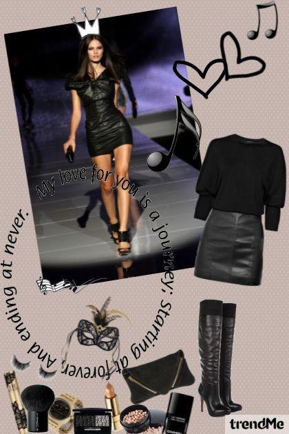 The Quinn- Fashion set