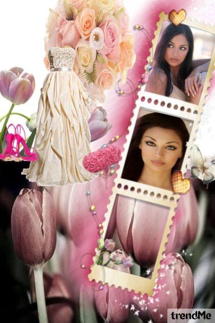 Flower- Fashion set