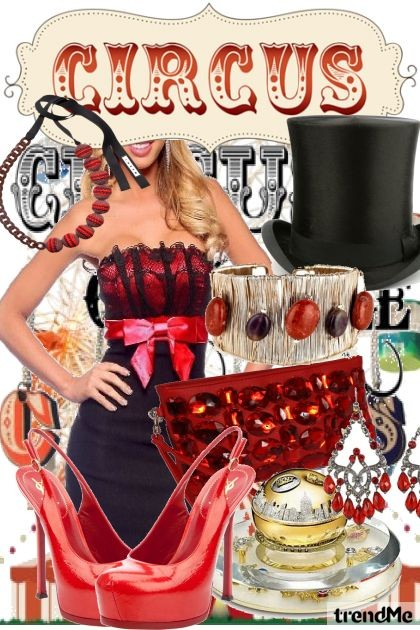 CIRCUS- Fashion set