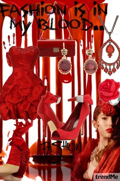 FASHION KILLS- Fashion set