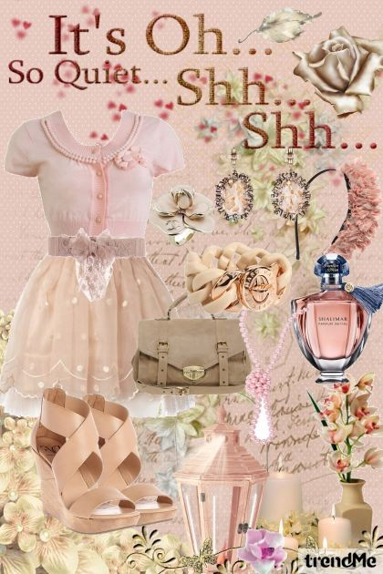 Shh...- Fashion set