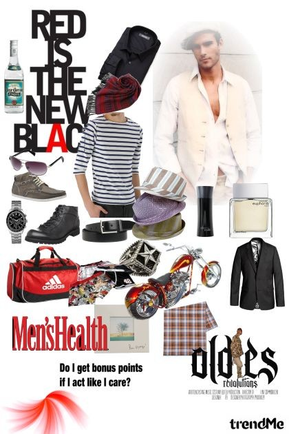 Men- Fashion set