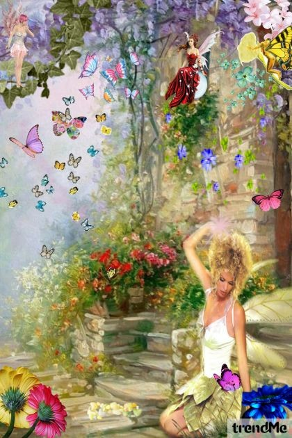 9346c9a0d2247 A beautiful fairy fairyland! - A beautiful fairy fairyland ...