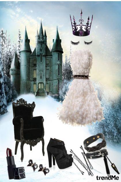winter queen- Fashion set